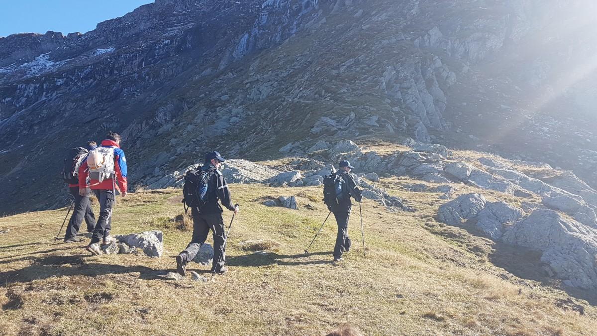 exercitiu jandarmerie montana balea salvare turist fagaras (2)