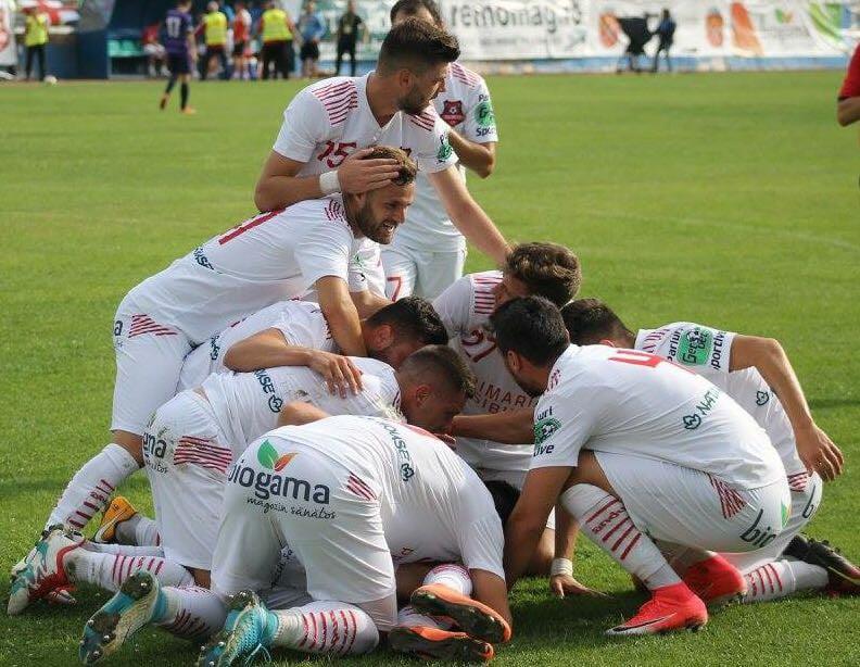 Image result for AFC Hermannstadt vs FC Academica Clinceni