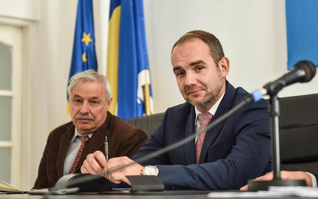 Subprefectul Horațiu Marin spune că retrocedările de terenuri se apropie de final în judetul Sibiu
