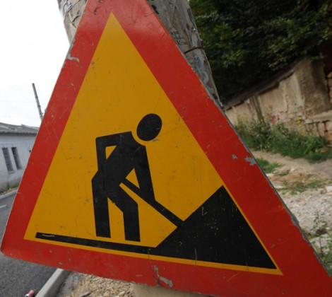 lucrari strada in lucru reparatii drum