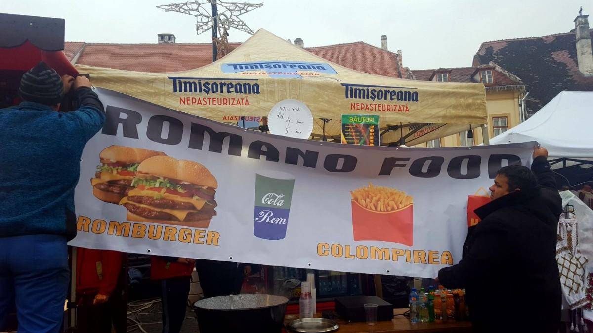festival mancare romi