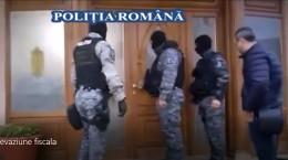 politie perchezitie evaziune fiscala