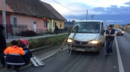 accident DN 7 talmaciu 2