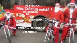 Caravana Ciclo Mosilor in Sibiu