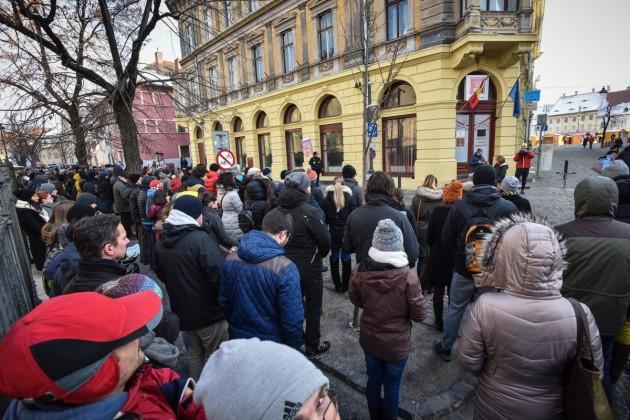 flashmob va vedem PSD protest (5)