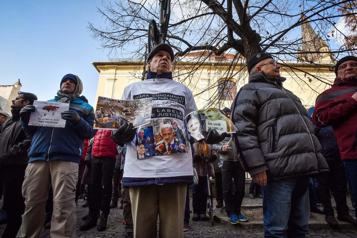 flashmob va vedem PSD protest (9)