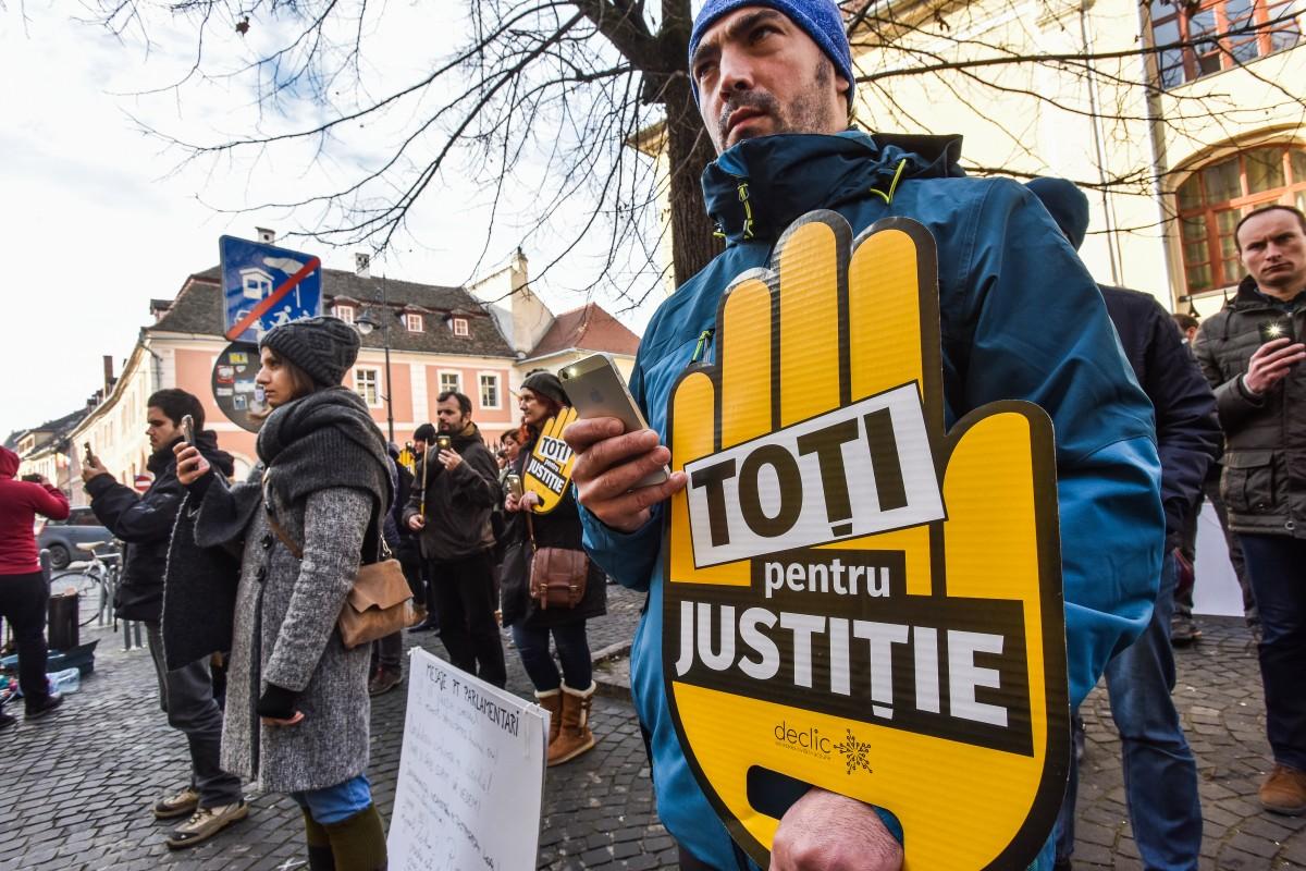flasmob va vedem protest PSD (12)