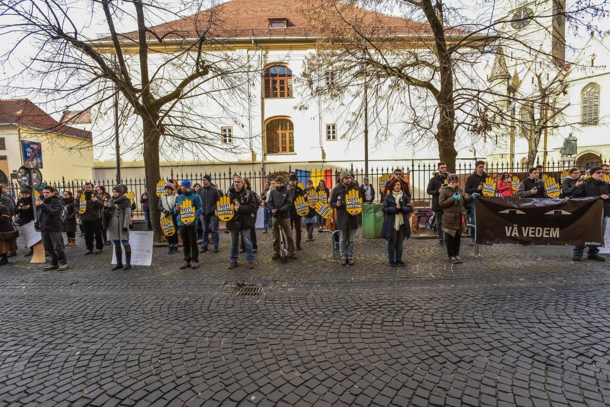 flasmob va vedem protest PSD (14)