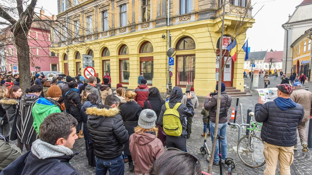 flasmob va vedem protest PSD (17)