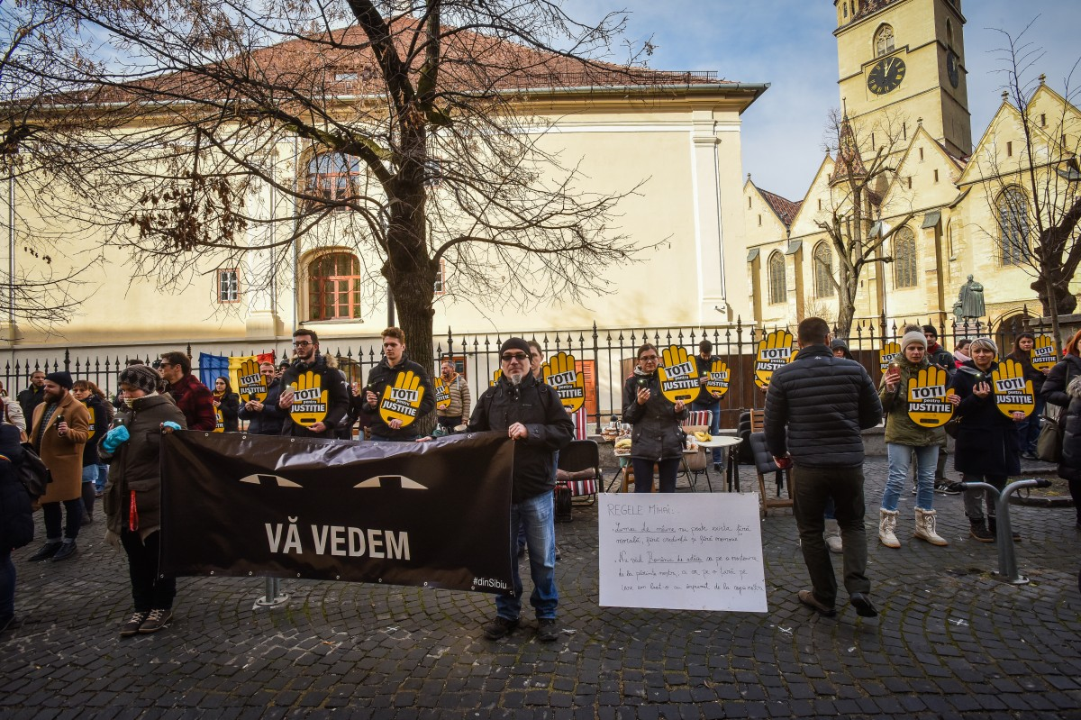 flasmob va vedem protest PSD (3)
