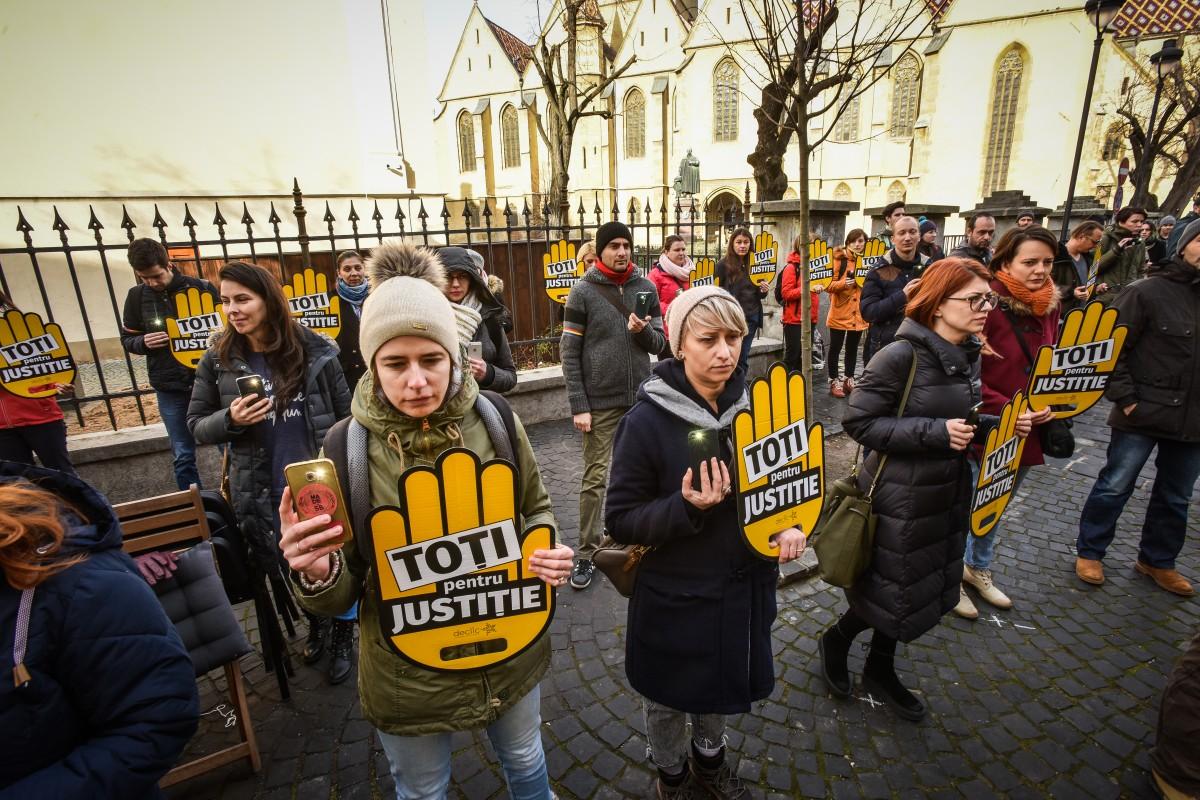 flasmob va vedem protest PSD (6)