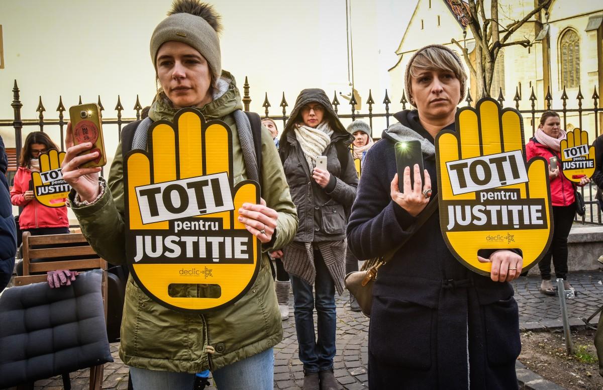 flasmob va vedem protest PSD (7)