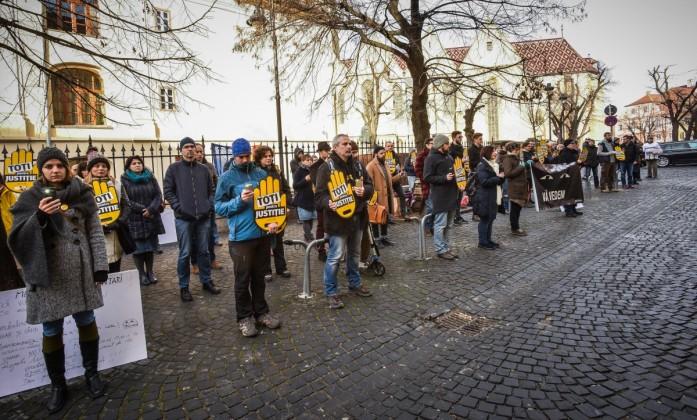 flasmob va vedem protest PSD (9)