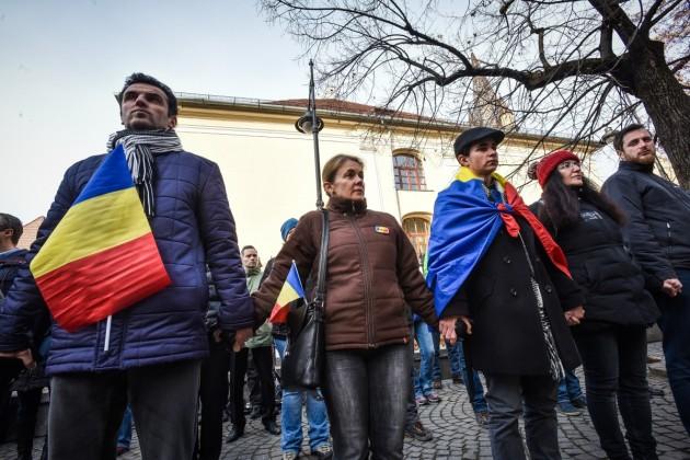 flashmob protest PSD va vedem (4)
