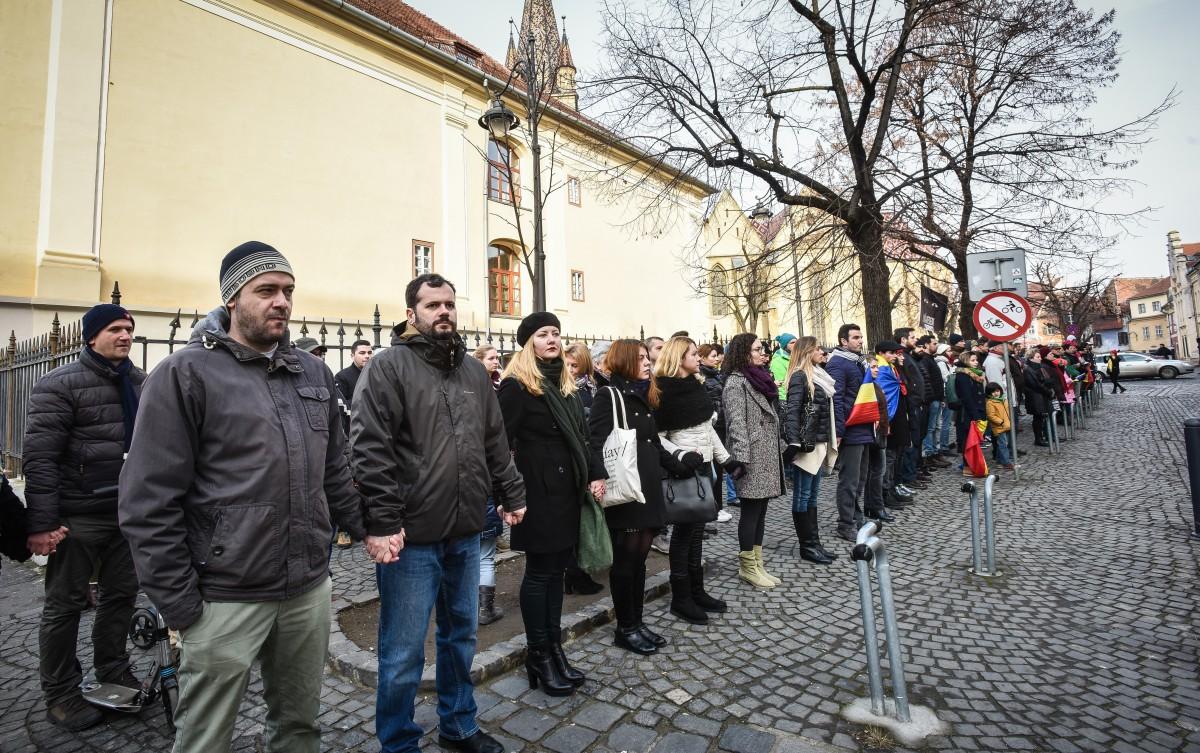 flashmob protest PSD va vedem (7)