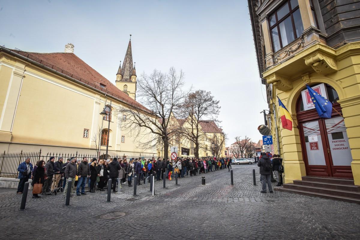 flashmob protest PSD va vedem (8)