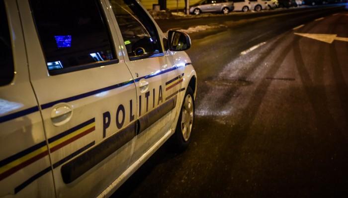 politie masina noaptea politist (2)