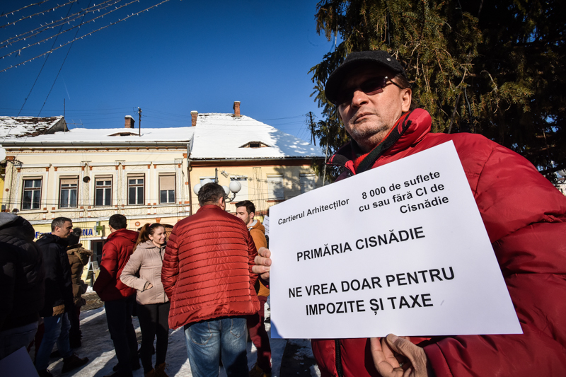 protest Cisnadie cartierul arhitectilor (13)