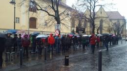 proteste va vedem ploaie