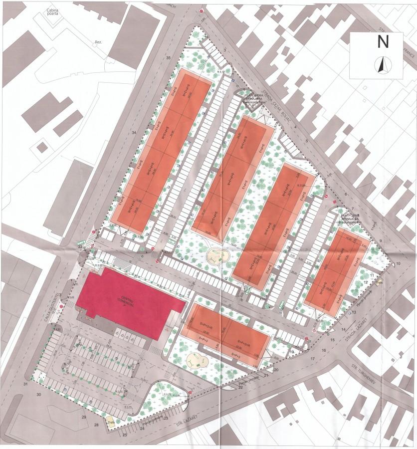 reglementari urbanistice nou cartier