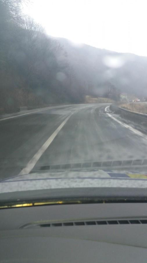sibiu Valcea DN7 Valea Oltului