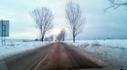 zapada ninsoare iarna calea surii mici