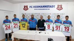FC Hermannstadt, transferuri