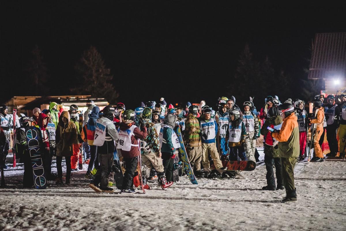 12 ore de ski si snowboard