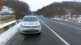 politie DN 1 Sibiu Brasov