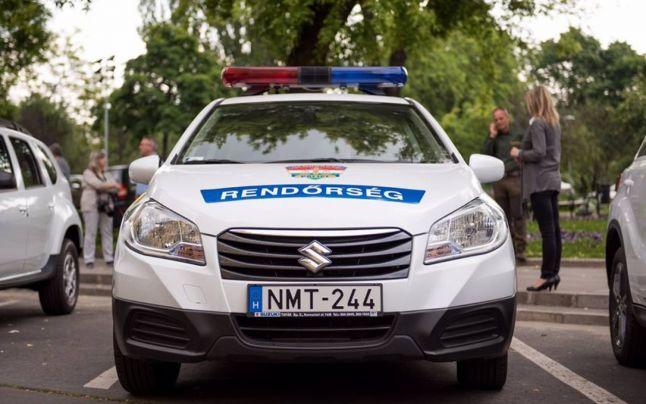 uitata-pe-autostrada-politia-ungara