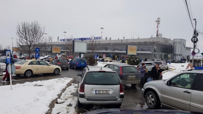aeroport parcare blocata 3