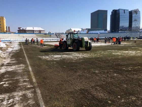 teren fotbal stadion