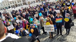 mars pentru viata deschidere