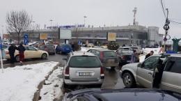 parcare aeroport blocata deschidere