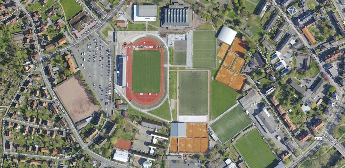stadion marburg