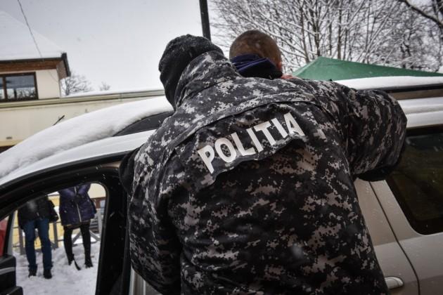politist arestat jaf exercitiu ziua politiei politie (38)