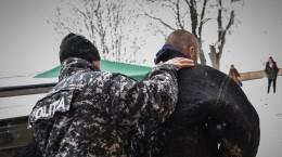 politist arestat jaf exercitiu ziua politiei politie (41)