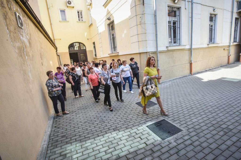 Protest salariati centre DGASPC (6)