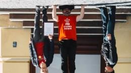 protest in cap 3