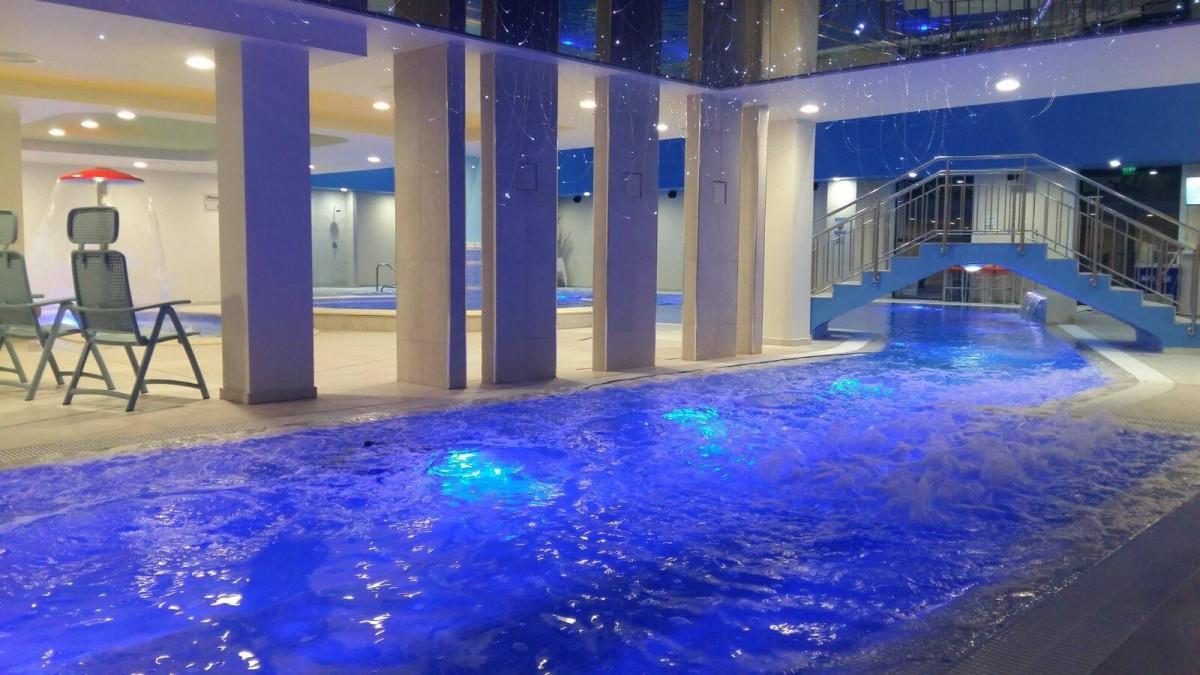aria piscina