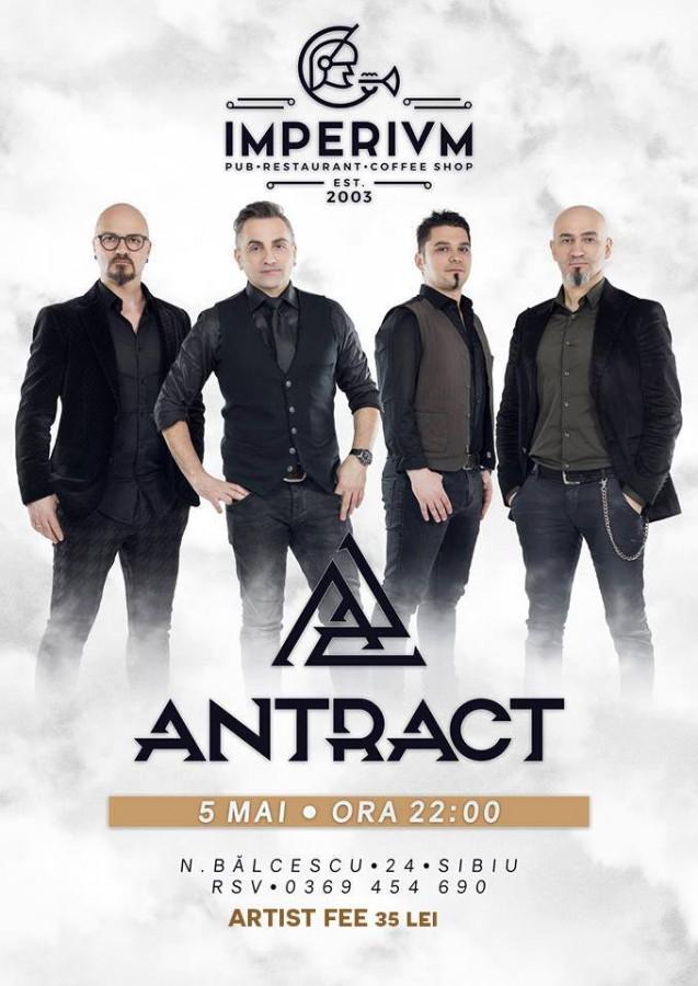 antract concert