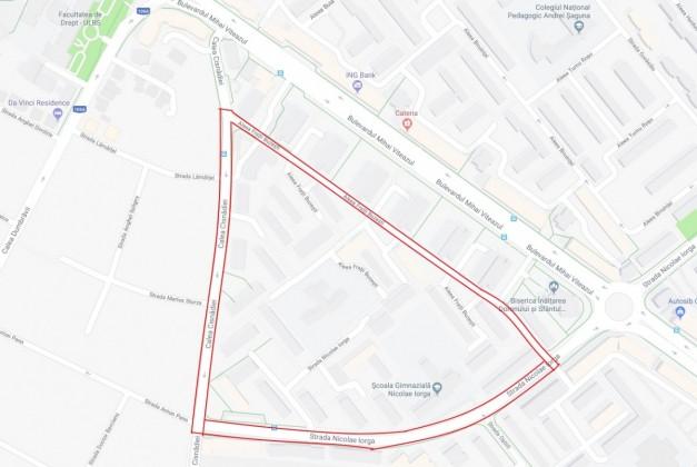 Harta Zona 2 hoporom