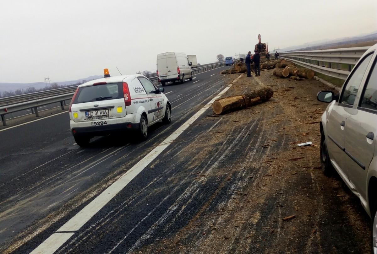 accident busteni autostrada 3