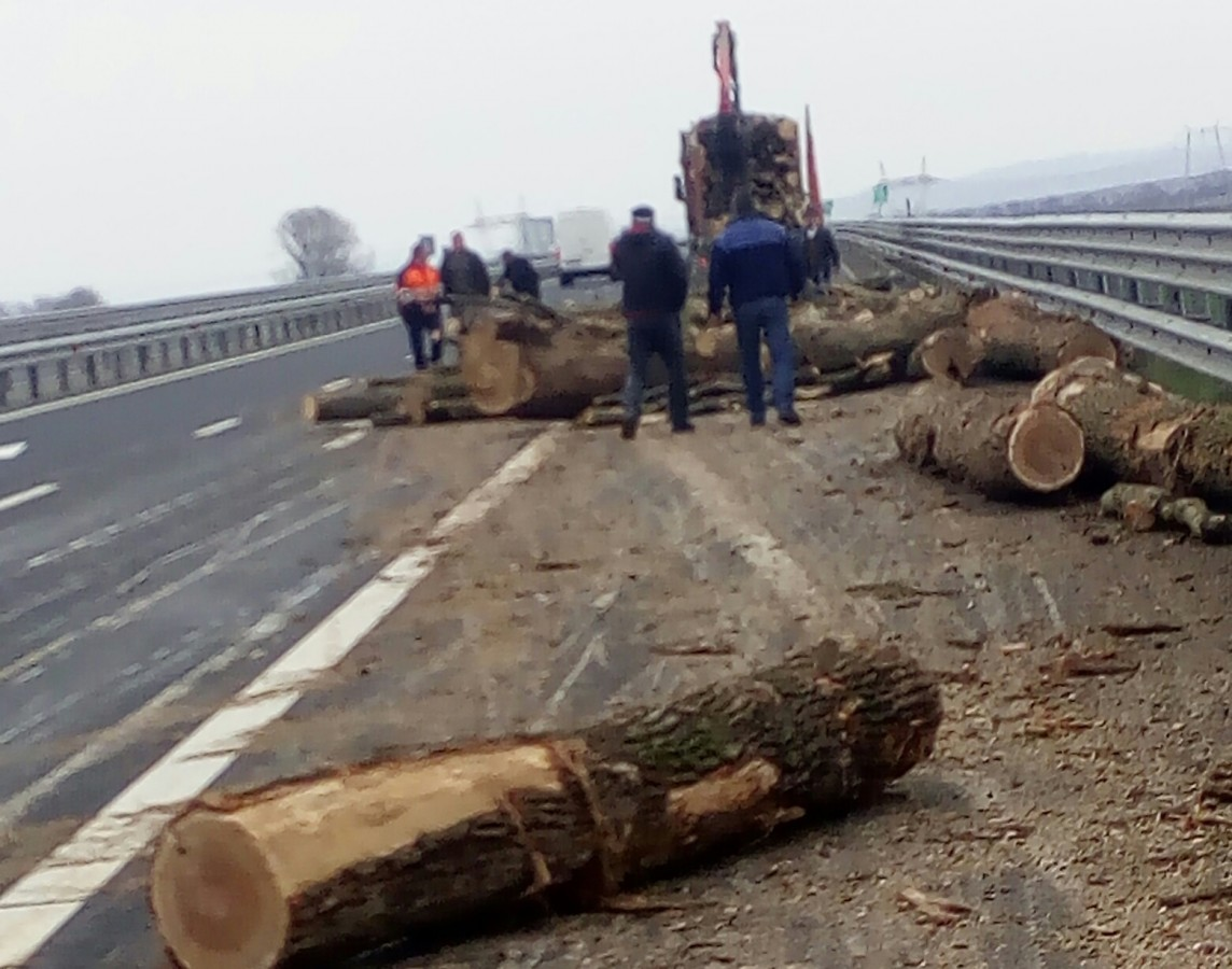 accident busteni autostrada 4