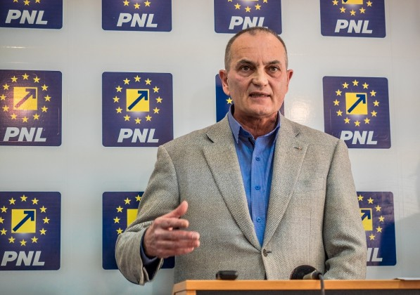 poza Neagu Nicolae - fundal PNL