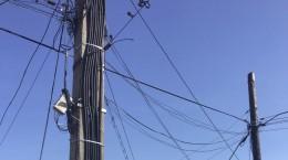 retele electrice dezastru
