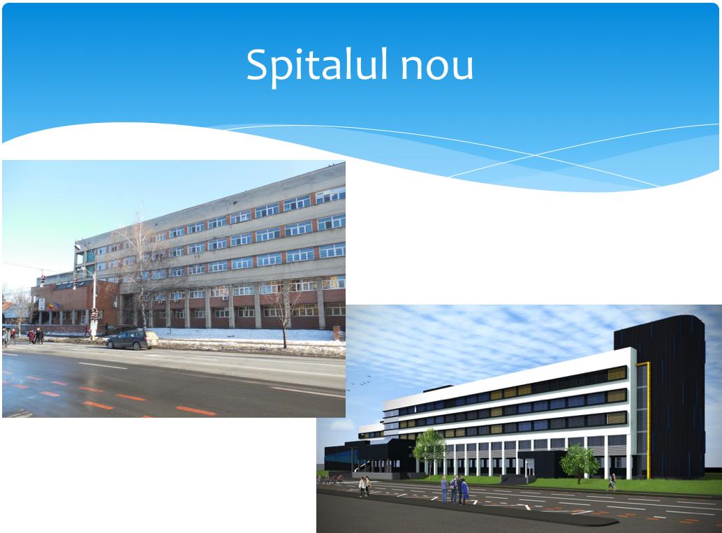 spital nou reabilitare
