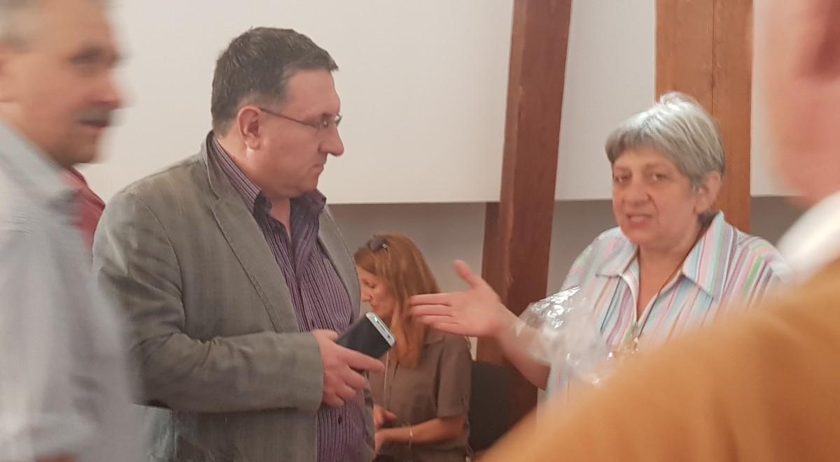 Vasile Maier, directorul general al SC Apă Canal SA