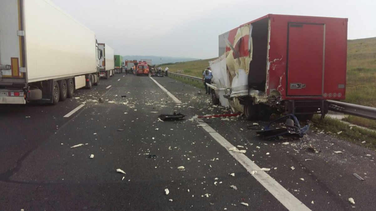 accident autostrada apoldu 2