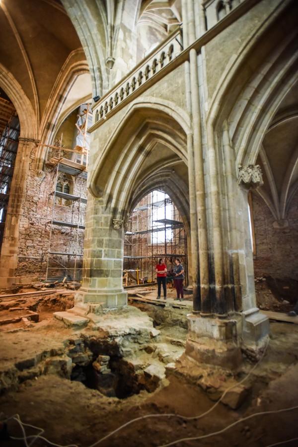 biserica evanghelica descoperiri arheologice (41)